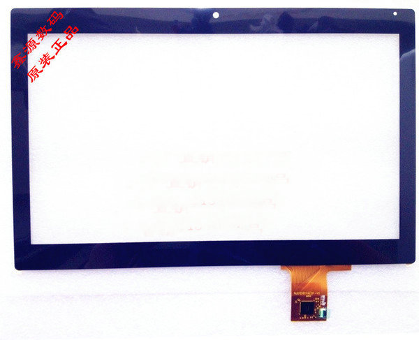 New Original 10.1 inch Zenithink ZT-285 C94 tablet Touch screen digitizer glass touch panel replacement Sensor Free Shipping original new 10 1 inch touch panel for acer iconia tab a200 tablet pc touch screen digitizer glass panel free shipping