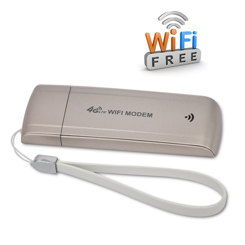 Unlocked 4G 3G USB WIFI Modem FDD LTE B1 B3 Band 4G WiFi Router Modem Wireless