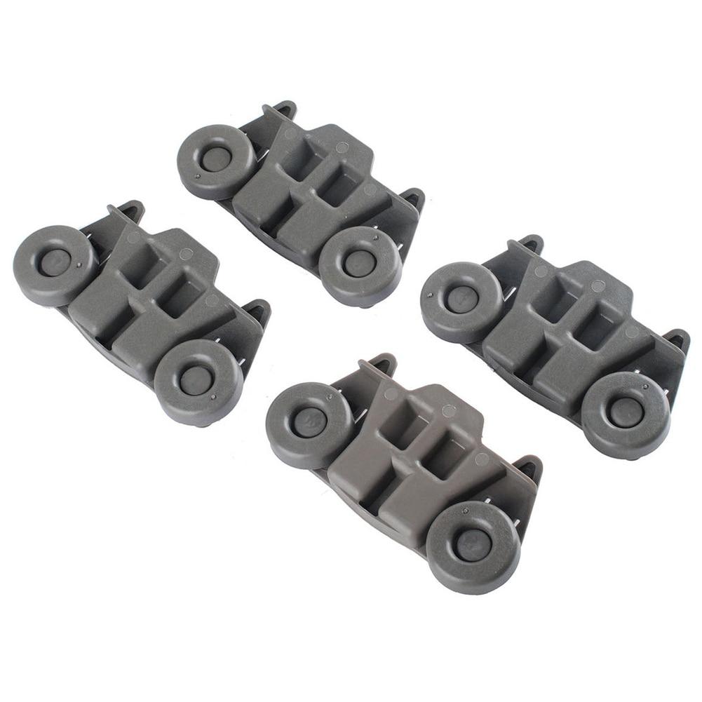 4 Teile/satz W10195416 Spülmaschine Rad Montage Ap5983730 W10195416v Ps11722152 Hy99 Oc19 Rheuma Und ErkäLtung Lindern