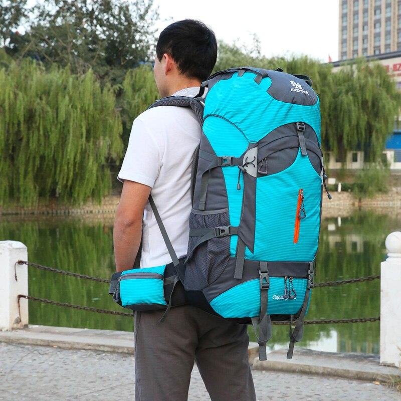 60l acampamento caminhadas mochila saco de montanhismo 04