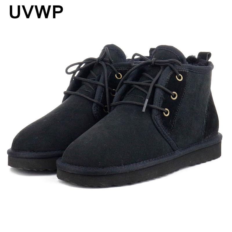 High Quality Women s Classic Snow Boots 100 Sheepskin Warm Winter Shoes Real Waterproof Wool Women