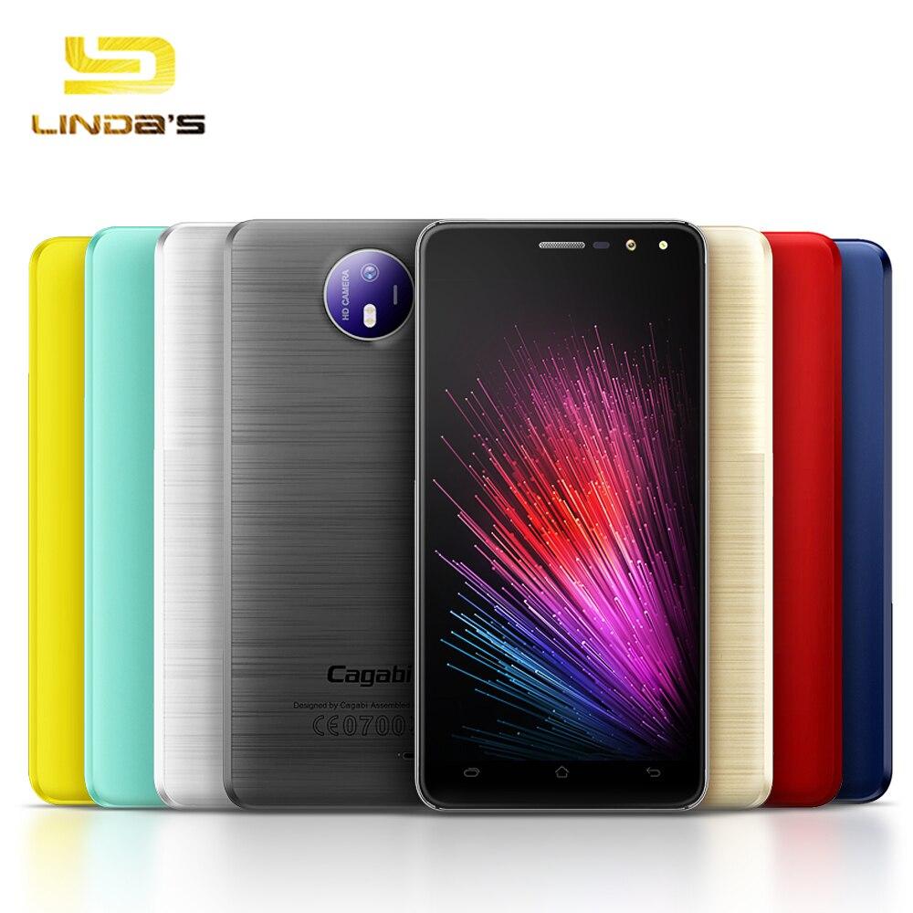 Цена за Vkworld Cagabi Один 5.0 ''3G 1 ГБ 8 ГБ Смартфон Android 6.0 2200 мАч MTK6580A Quad Core 1280x720 Мобильный Телефон 8MP мобильный телефон