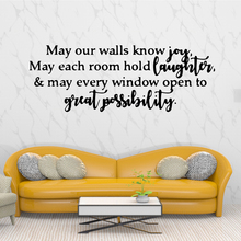 Hot sentences Wall Decal Living Room Removable Mural For Kids Decoration Decor Decals