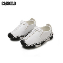 CMSOLO Kids Shoes Soft Shoes For Boys New Casual Moccasins G