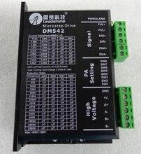 DM542 Schrittmotorsteuerung Leadshine 2-phasen Digitale Schrittmotortreiber 18-48 VDC Max. 4.1A für 57 86 serie Motor