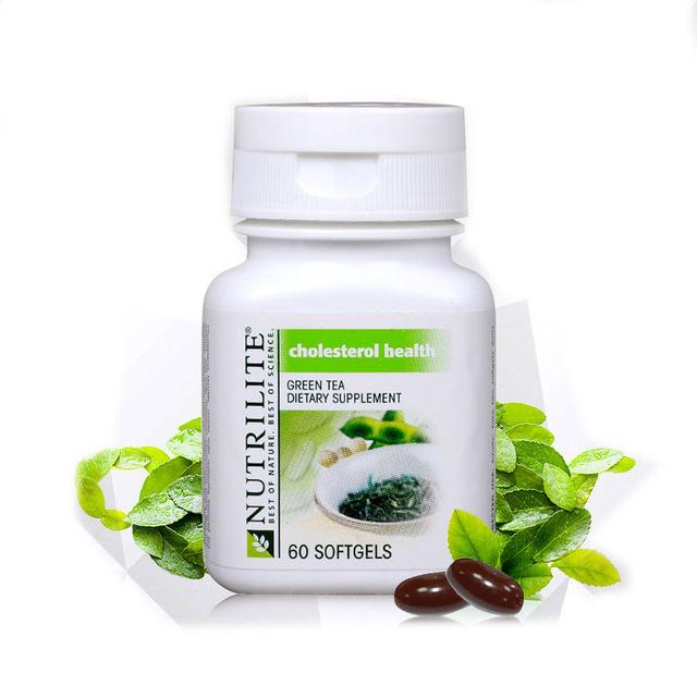 Suplemento Dietético 60 cápsulas de Té verde Envío gratis