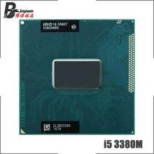 Процессор Intel Core i5 3380M SR0X7 2,9 ГГц, двухъядерный четырехъядерный процессор 3 м 35 Вт G2 / rPGA988B
