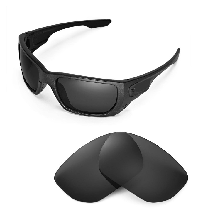 oakley sunglasses coloring pages | Walleva Polarized Replacement Lenses for Oakley Style ...