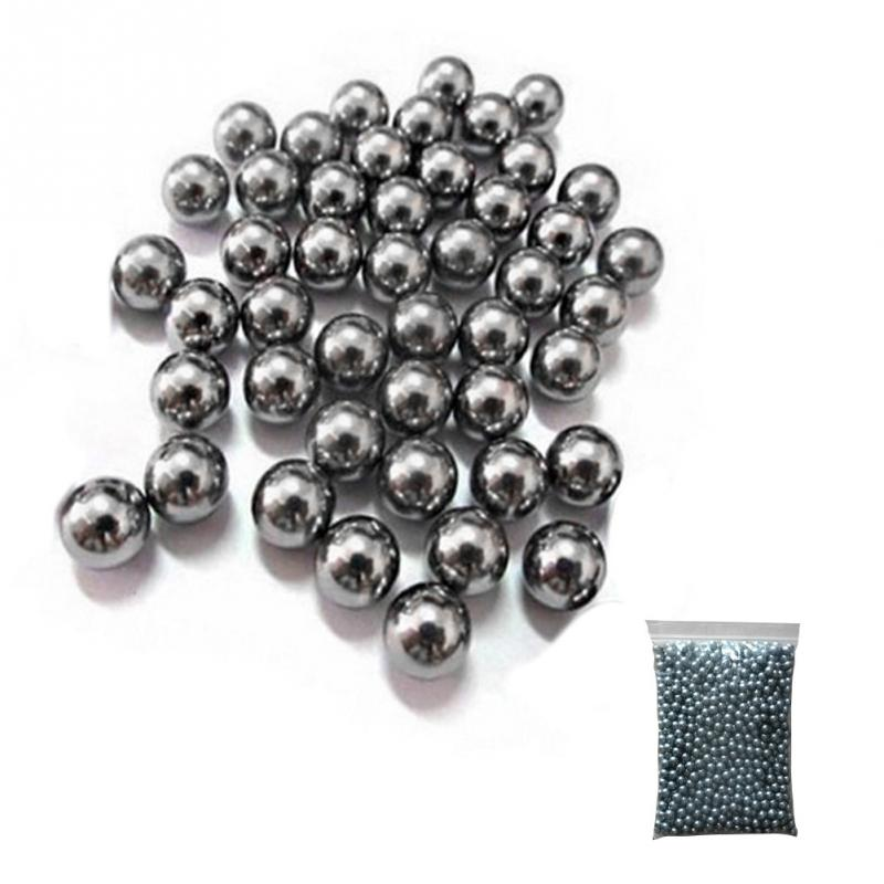 wholesale 5/16 (8mm) Steel Balls Hunting Slingshot Stainless AMMO outdoor Free Shipping 100pcs/lot 100pcs lot 2sa950 y 2sa950 a950 to 92 free shipping