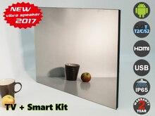 "21.5 ""TV Espejo impermeable para Baño + Smart Kit, sintonizador Digital DVB-T/T2 (Tdt). AVS220FS. Envío Libre."