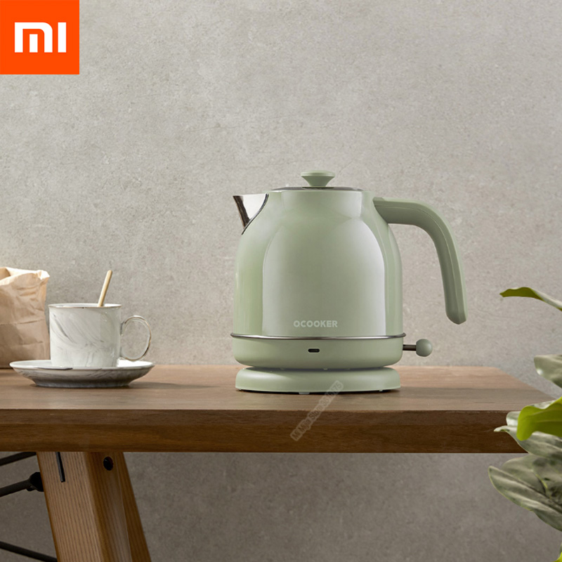Xiaomi Youpin OCOOKER Electric Kettle Import Temperature Control 1 7L Large Capacity With Watch Electric Kettle