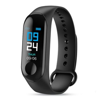 Smart Band Fitness Wristband Health Bracelet Touch Color Screen Waterproof Blood Pressure Heart Rate Monitor Smartwatch Clock Children Watches