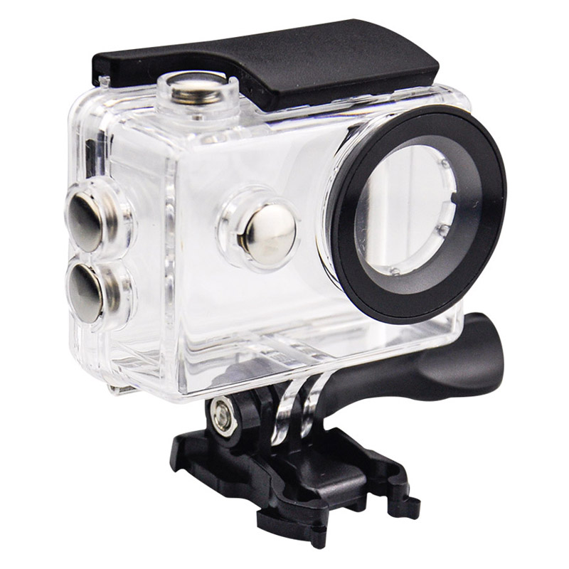 Original EKEN Action Camera Waterproof Case Housing Cover 30M Diving Sports Box Accessories For EKEN H9 H9R H9se H9Rse