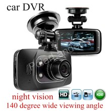 2.7″ Full HD 1080P Car DVR Vehicle Camera Camcorder Recorder G-sensor HDMI 140 degree wide viewing Angle GS8000