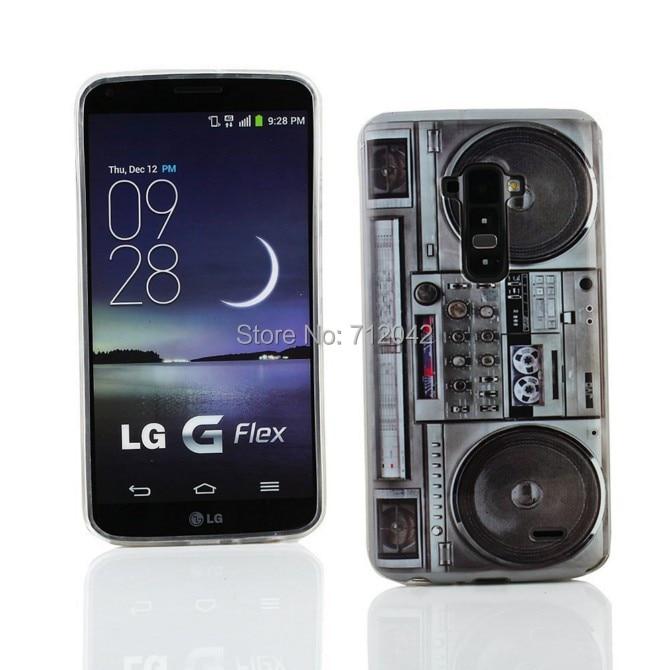 Estuche de teléfono con cubierta de gel de TPU suave con impresión - Accesorios y repuestos para celulares - foto 2