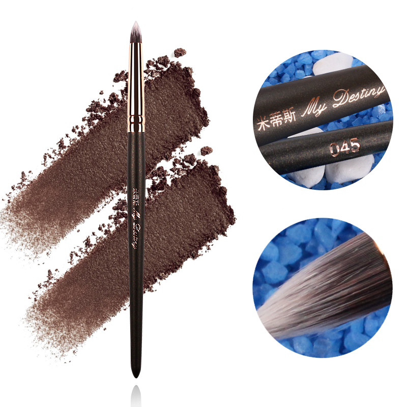 TAKDIR SAYA Profesional Menunjuk Kuas Eyeshadow Eye Shadow Makeup Brushes Make Up Pinceis Pincel Maquiagem Pinceaux Brochas 045