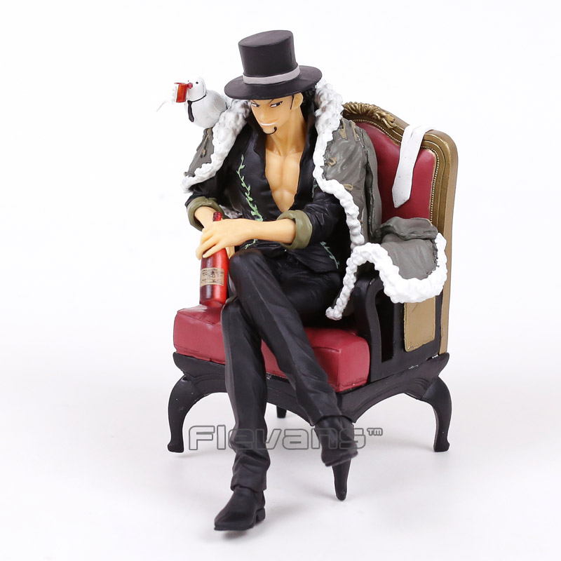 One Piece font b Anime b font CP0 Rob Lucci Rucchi A Sofa Ver Boxed 14cm
