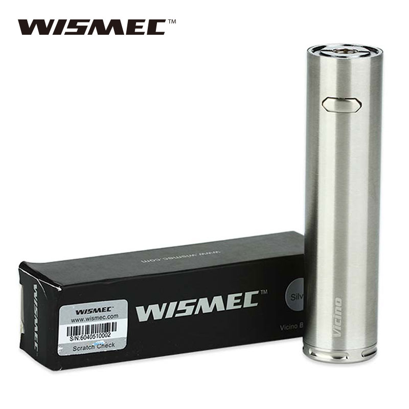 Original WISMEC Vicino Battery Mod E-cigs fit for Vicino Atomizer from WISMEC Vicino Kit Vapor Mod No18650 Battery vs Ijust s