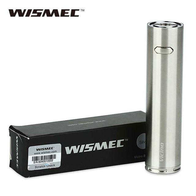 Оригинальный wismec висино Батарея mod электронной сигареты подходит для висино из распылителя wismec висино набор пар mod no18650 Батарея VS ijust s