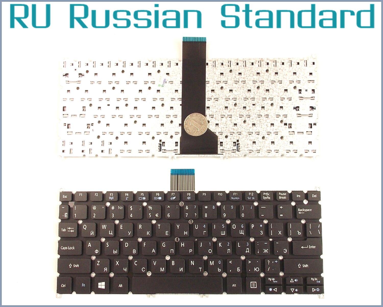 все цены на RU Russian Layout Laptop Keyboard for Acer Aspire E11 E3-111 E3-112 E3-112M ES1-111 ES1-111M ES1-131 ES1-311 ES1-331 V3-111P