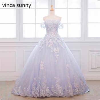 Sky Blue flowers Beaded Prom Dresses 2019 Vestido De Festa Longo Plus Size Evening Dresses Elegant Long Prom Party - DISCOUNT ITEM  25% OFF All Category
