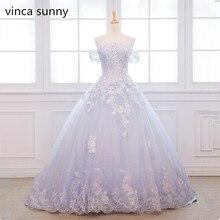 Sky Blue flowers Beaded Prom Dresses 2020 Vestido De Festa Longo Plus Size Evening Dresses Elegant Long Prom Party