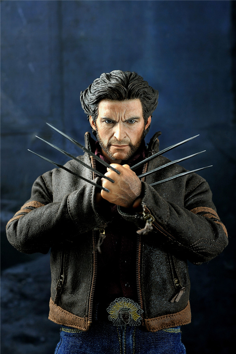 1/6 scale figure doll X-MAN Wolverine Hugh Jackman.12 action figures doll.Collectible figure model toy KO version 2 receivers 60 buzzers wireless restaurant buzzer caller table call calling button waiter pager system