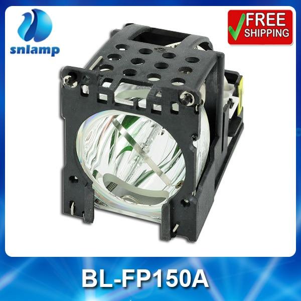 Cheap compatible projector lamp bulb BL-FP150A SP.82902.001 SP.82906.001 for EP705H EP715 EP715H EP718 EZPRO715 EZPRO 715H cheap original projector lamp bulb bl fp240a for tx631 3d tw631 3d