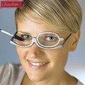 Chashma Brasil Venta Caliente Mujeres de La Manera Gafas Cosméticas Que Componen Gafas de Lectura