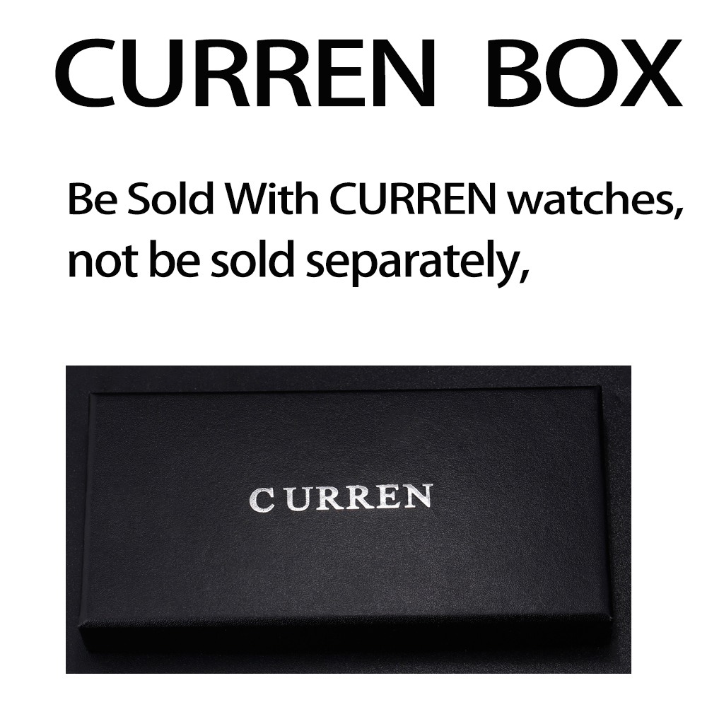 Original beautiful CURREN PAPER GIFT ORIGINAL WATCH BOX  MUST BE BOUGHT WITH WATCHOriginal beautiful CURREN PAPER GIFT ORIGINAL WATCH BOX  MUST BE BOUGHT WITH WATCH