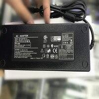 Adaptador de Energia AC DC 12 V 12.5A 150 W de Saída 5.5mm x 2.5mm plugue 150 W para CAIXA DE PICO DC-ATX PSU HTPC Mini PC Alta qualidade