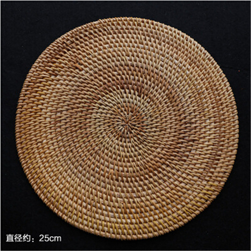 Online Buy Wholesale Rattan Placemats From China Rattan
