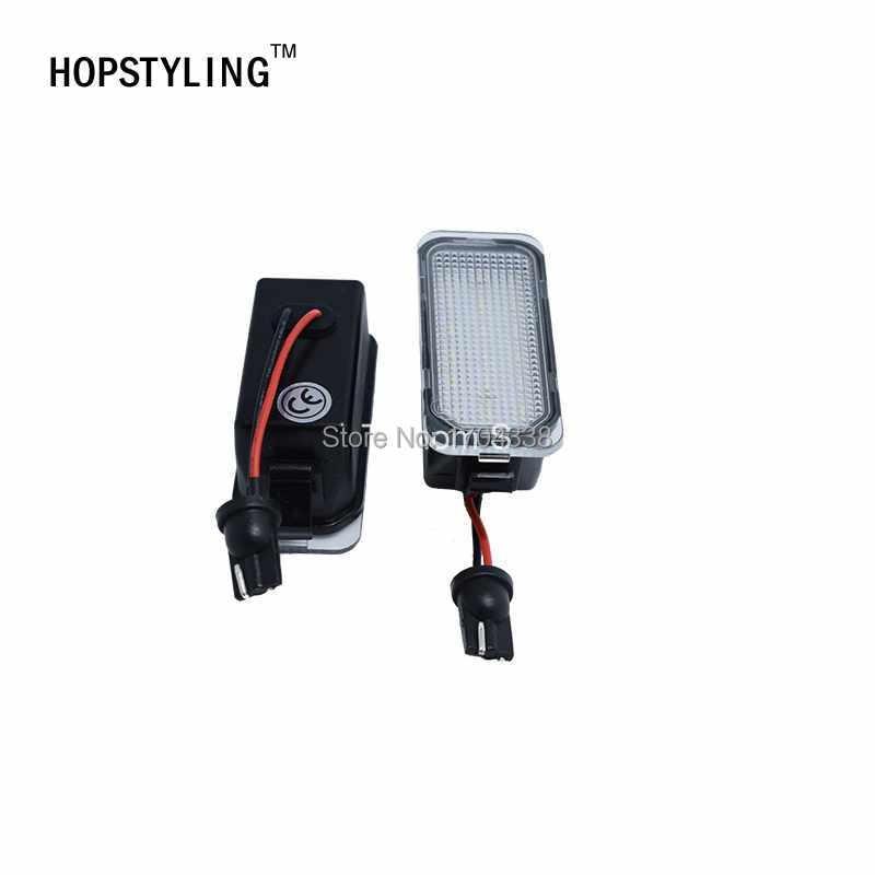 Hopstyling 2pcs / lot LED Številka registrske tablice Svetilka za - Avtomobilske luči - Fotografija 6