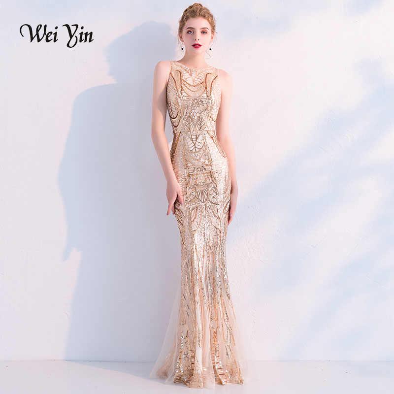 7112ff099c2f1 Detail Feedback Questions about weiyin Vestido de Festa 2019 Mermaid ...
