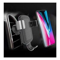 Wireless Fast Charger for Vehicle Mobile Phone for lada niva kalina priora granta largus vaz samara 2110 Car Accessories