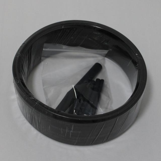 30m 220V kendini düzenleyen ısıtma kablosu 8mm drenaj su önlemek boru donma isı İzleme sistemi Defrost kar eritme teller