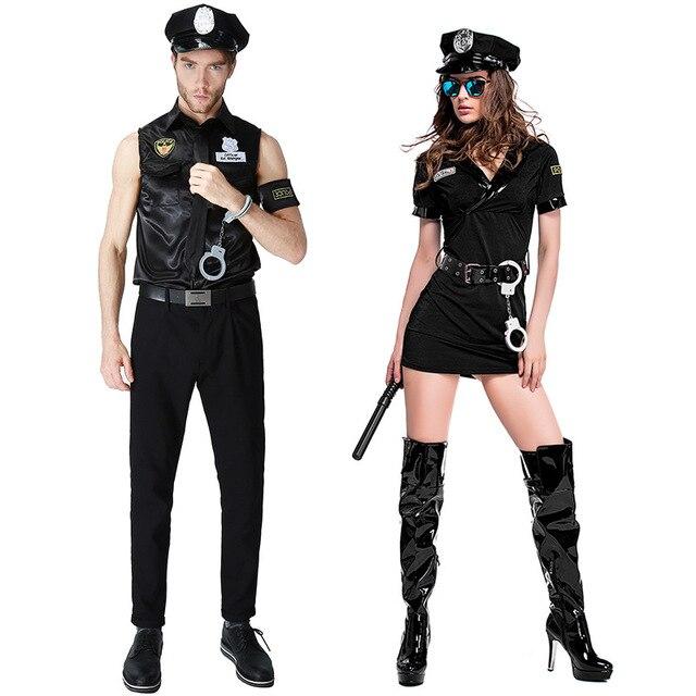heiße männliche Polizisten