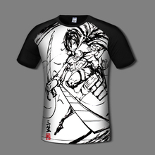 Attack on Titans Men's T shirt short sleeve ( 12 colors)