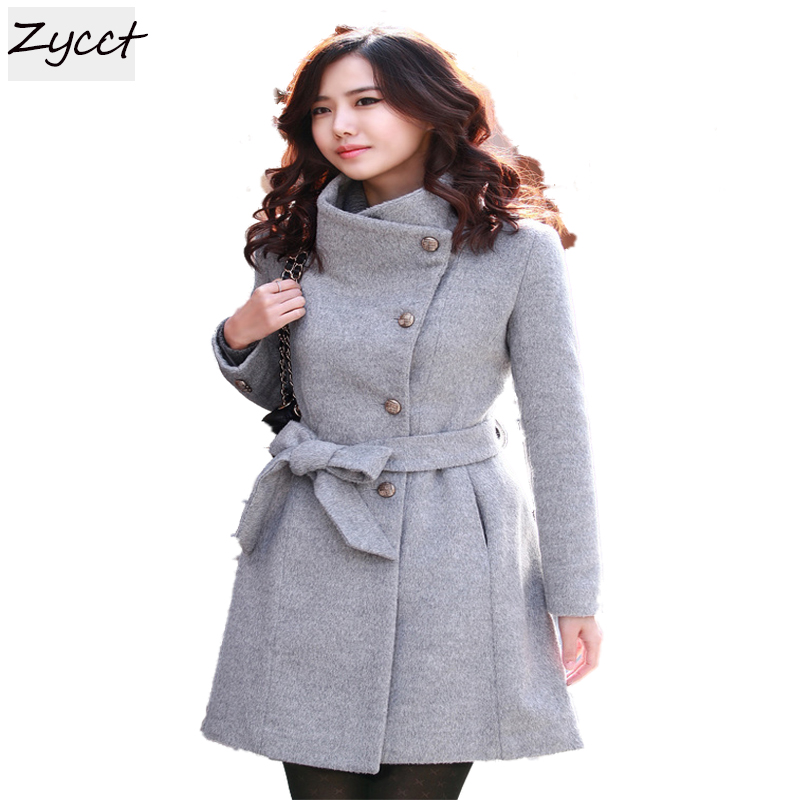 Petite Wool Coats Promotion-Shop for Promotional Petite Wool Coats ...