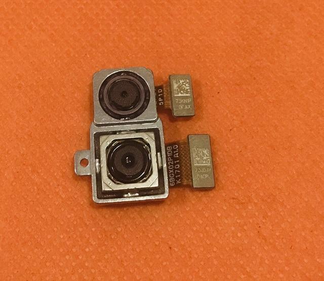 Câmera traseira foto original 12.0mp + módulo 5.0mp para umidigi one pro helio p23, octa core, frete grátis