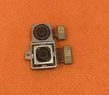 Original Foto Hinten Zurück Kamera 12.0MP + 5.0MP Modul für UMIDIGI One Pro Helio P23 Octa Core Kostenloser versand