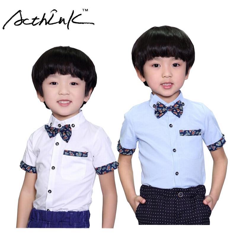 ActhInK 2017 नए लड़के समर वेडिंग - बच्चों के कपड़े