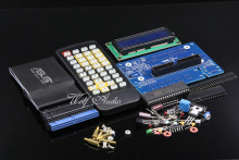 DIY CD-ROM DVD-ROM CONTROLLER KIT WITH REMOTE DIY IDE ROM Audio Player Controller Kit  все цены