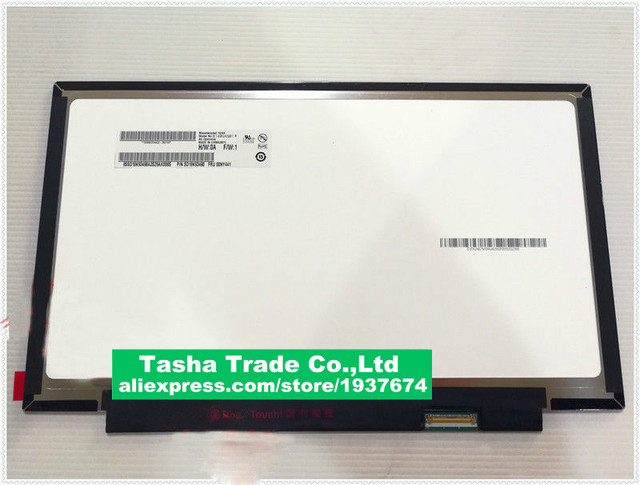 "Original 14.0""LED LCD Screen B140QAN01.5 FRU 00NY440 2560x1440 WQHD Display eDP"