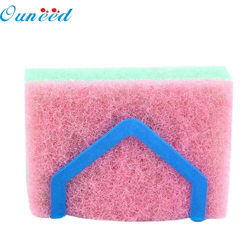 Mosunx Ausiness 2016 Hot selling Aish Cloths Rack Suction Sponge Hol Aer Clip Rag Storage Rack free shipping Lowest Price A