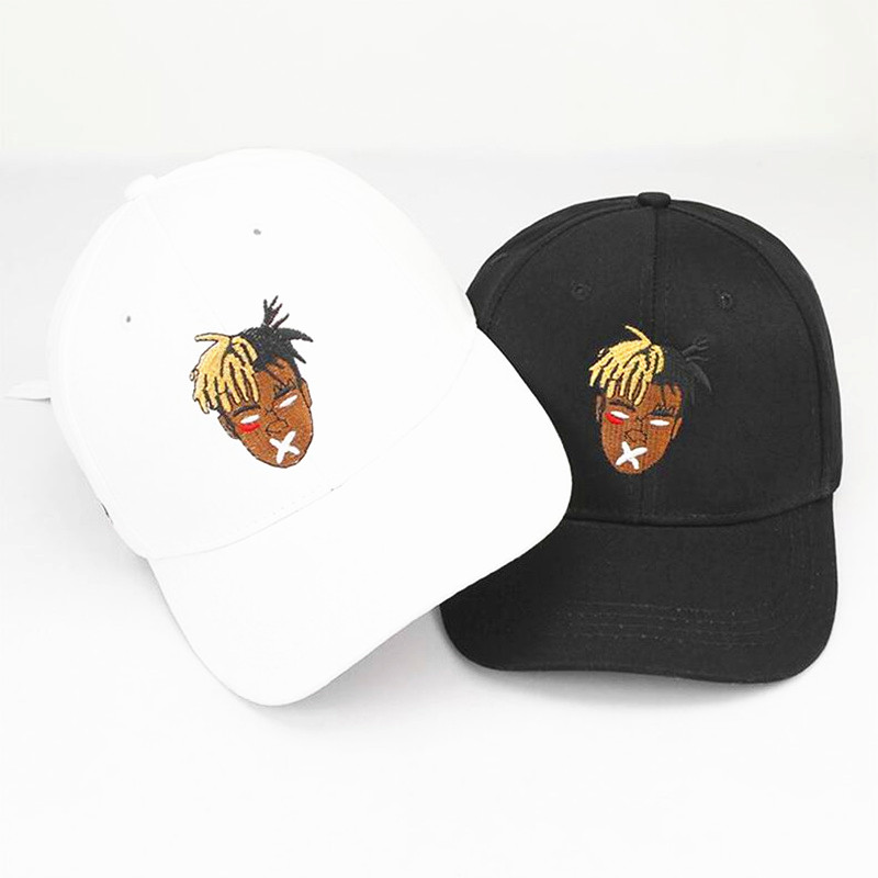Snapback-Cap Dreadlocks Dad-Hat Hip-Hop Bone-Garros Xxxtentacion Women Singer for Cotton