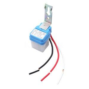 Image 4 - Kebidu אוטומטי אוטומטי על Off 110V 220V DC AC 12V 50 60Hz 10A חיישן מתג תא פוטואלקטרי רחוב אור מתג בקרת Photoswitch