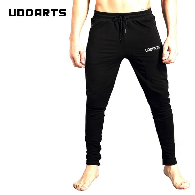 Pantalones de entrenamiento para hombre Udoarts
