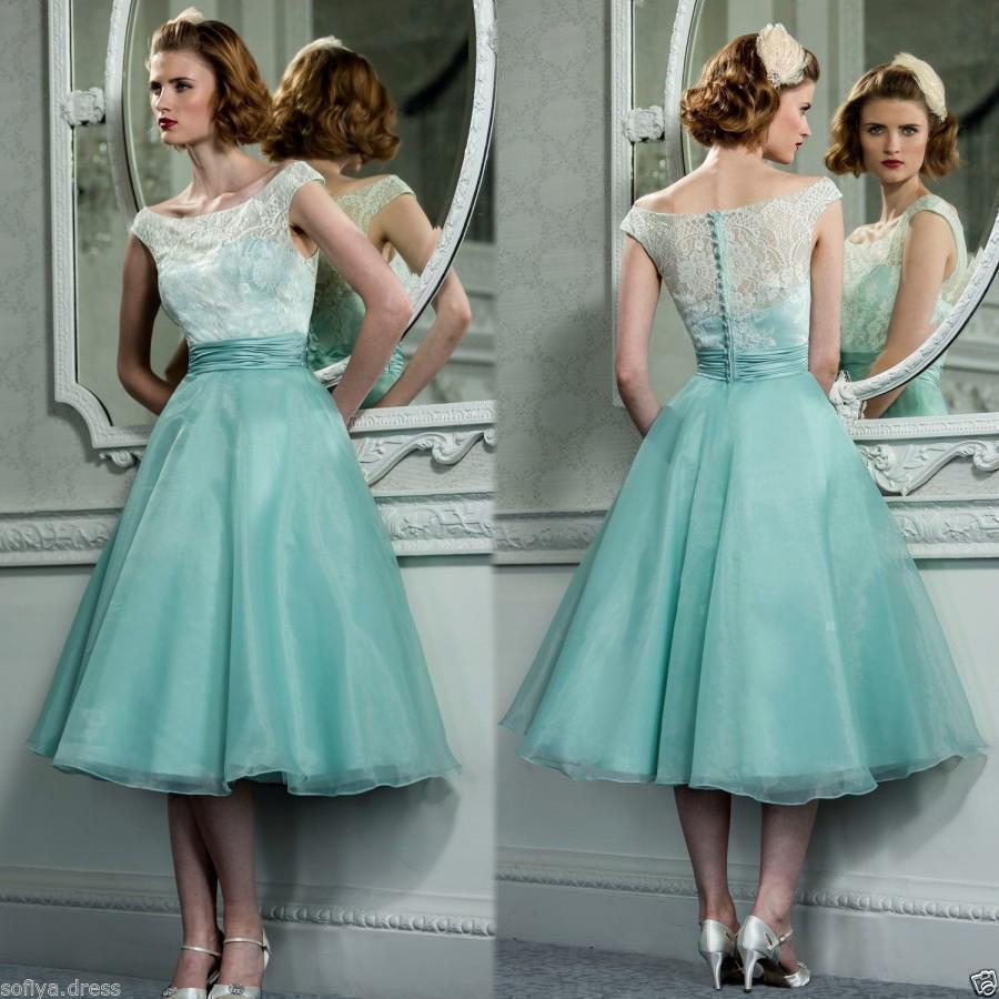 Organza Sage Green Bridesmaid Dresses | Dress images