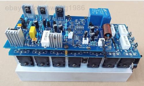 Assembled 650W Powerful amplifier board/mono amp board stage amplifer board